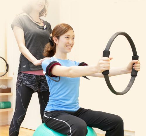 女性専用の加圧トレーニングジム